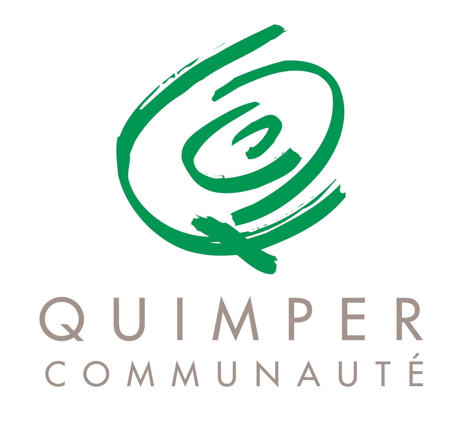 """Résultat de recherche d'images pour """"logo quimper communauté"""""""