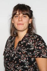 Justine Hivert - chargée d'études et de prospection - sociologue